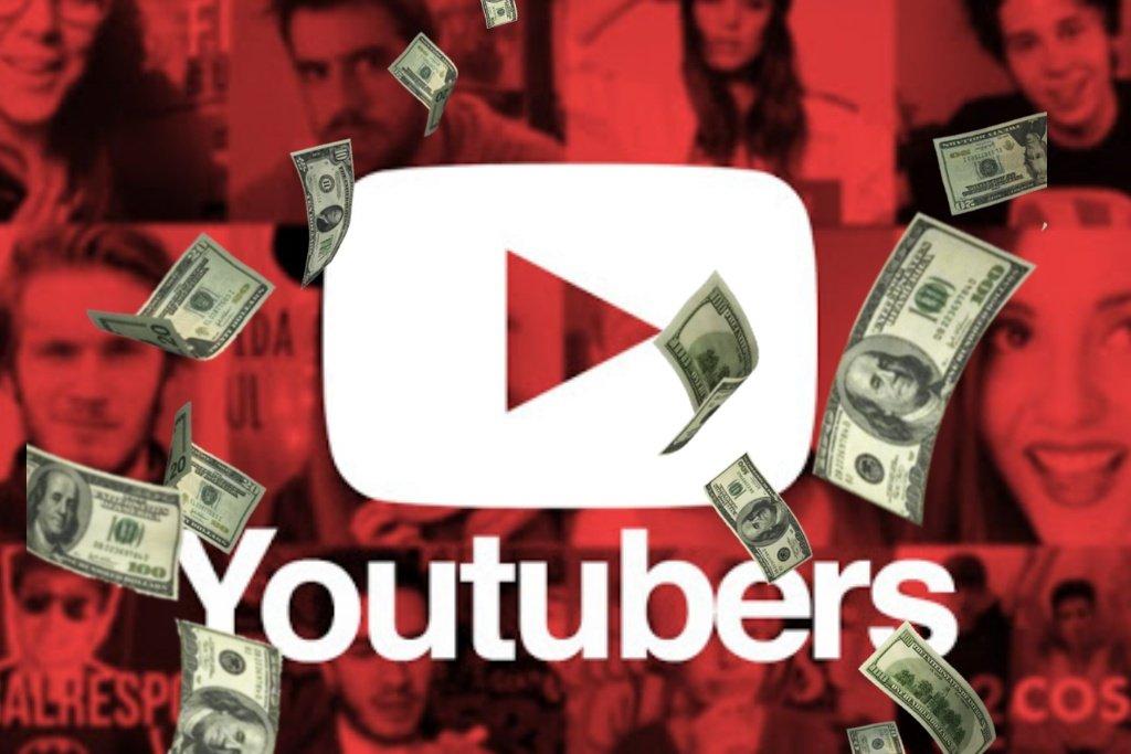 Cuanto y como ganan dinero los youtubers
